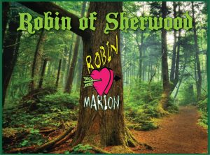 A Musical In A Month - Robin of Sherwood