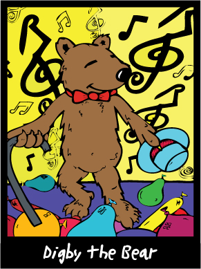 Digby The Bear Junior Musical