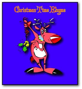 Christmas Play for Children - Christmas Time Rhyme